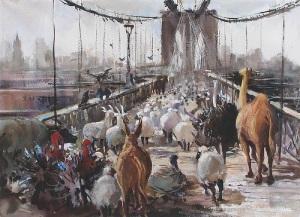Ng Woon Lam Painting